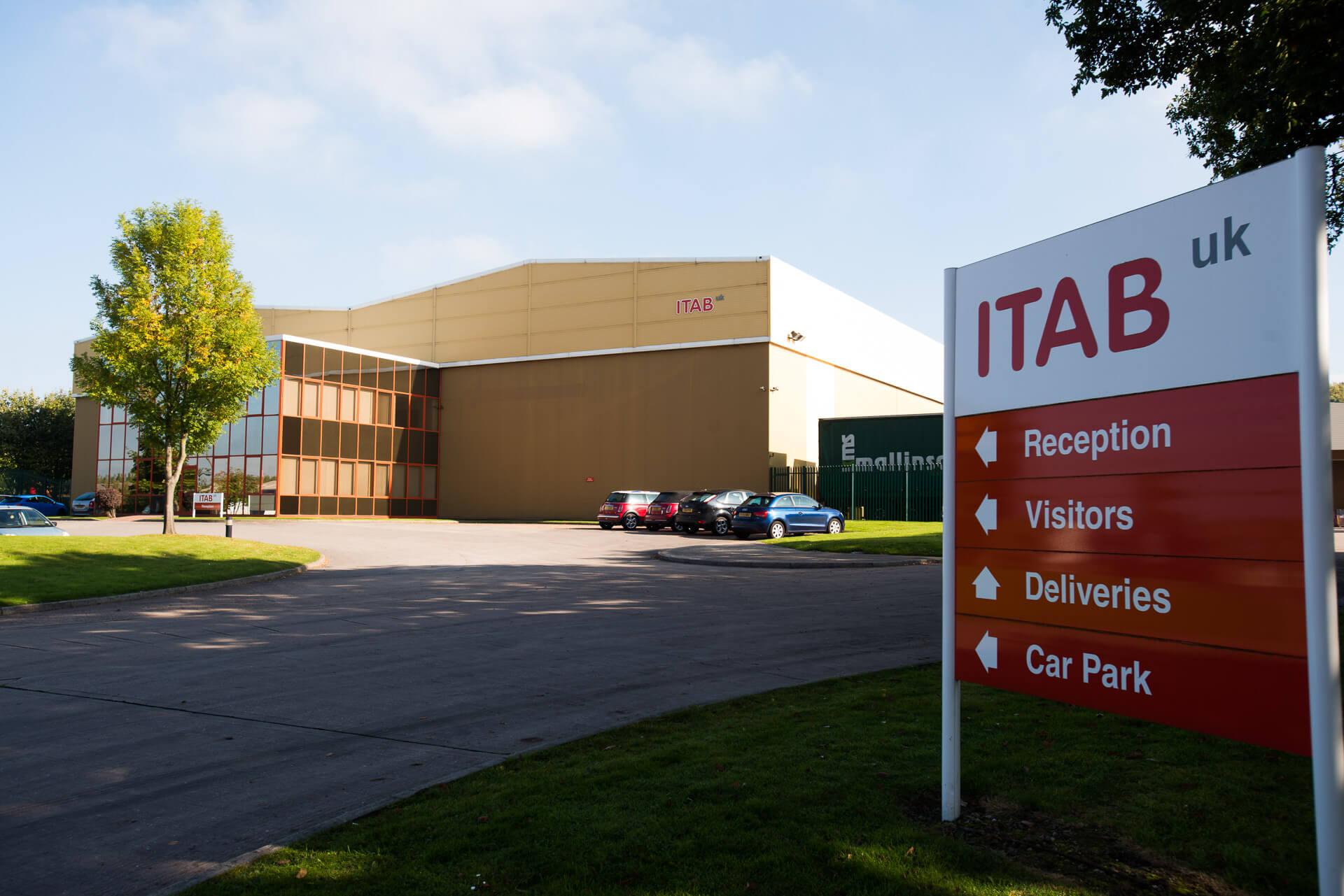 ITAB Tankersley, Barnsley, ITAB Shop Concept