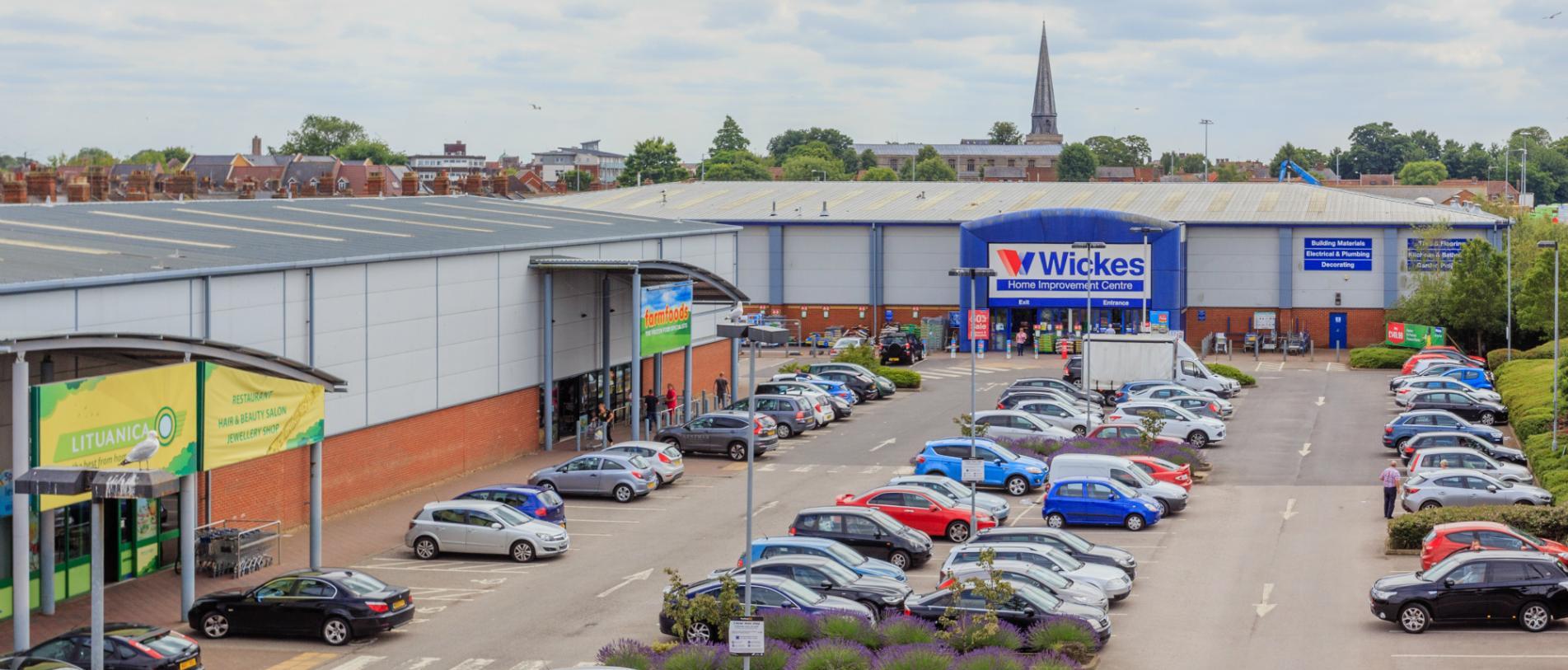 St Nicholas Retail Park Perland Properties
